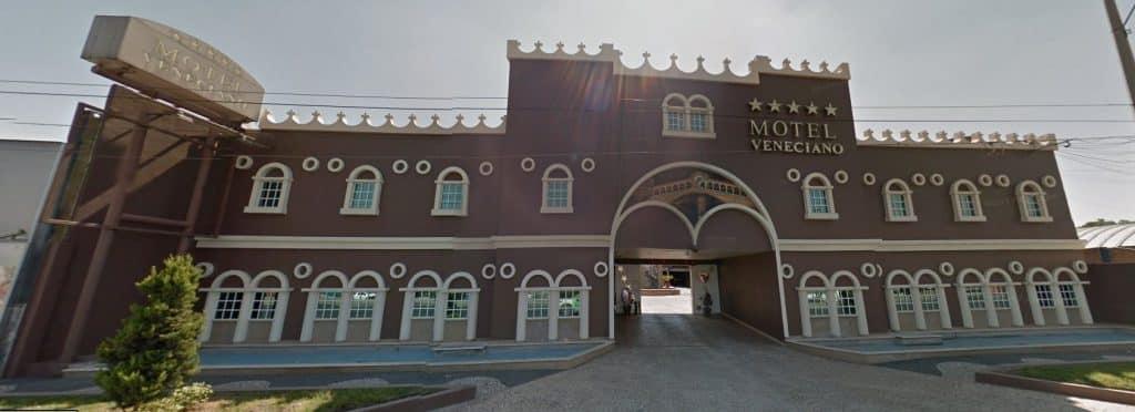 Motel veneciano Puebla