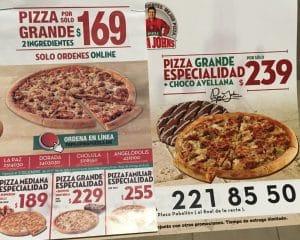Motel Veneciano Pizza