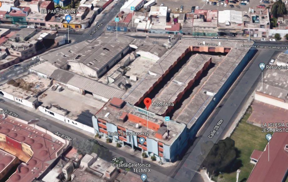 Motel Avia Puebla