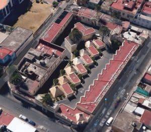 Motel Faraon Puebla aereo