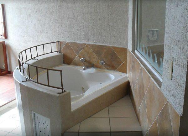 Motel Bugambilias Jacuzzi