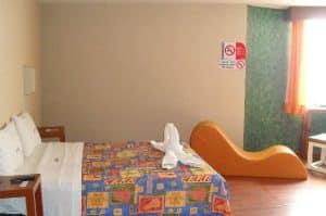 Motel Bugambilias Habitacion sencilla