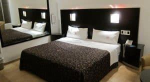 Motel Paris Puebla sencilla