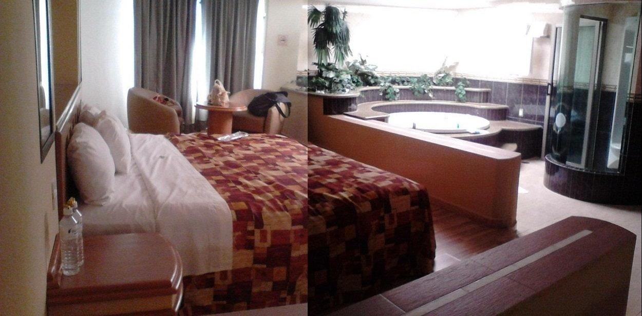 Motel Punta Palmas Puebla Jacuzzi