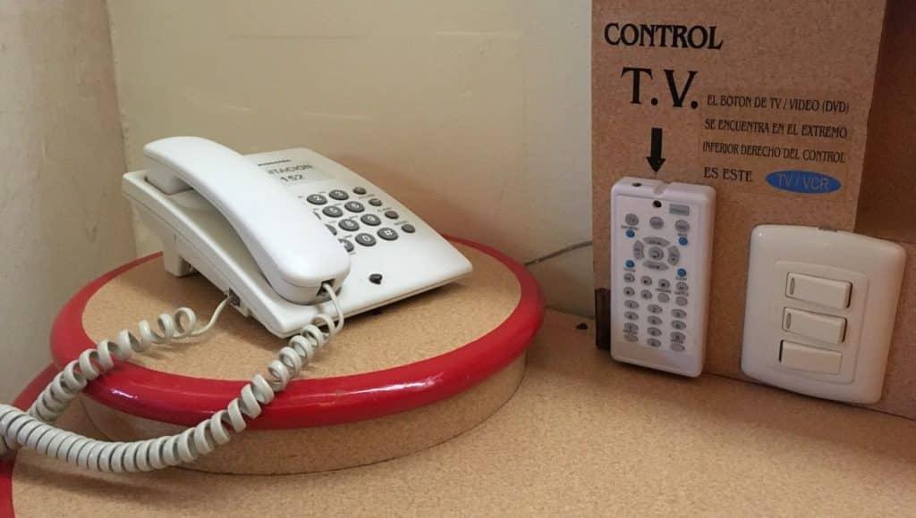 Motel Miñ Telefono