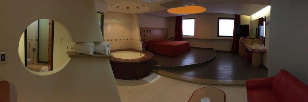 Motel Miño Suite Jacuzzi