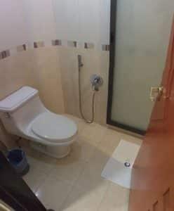 Motel Miño baño