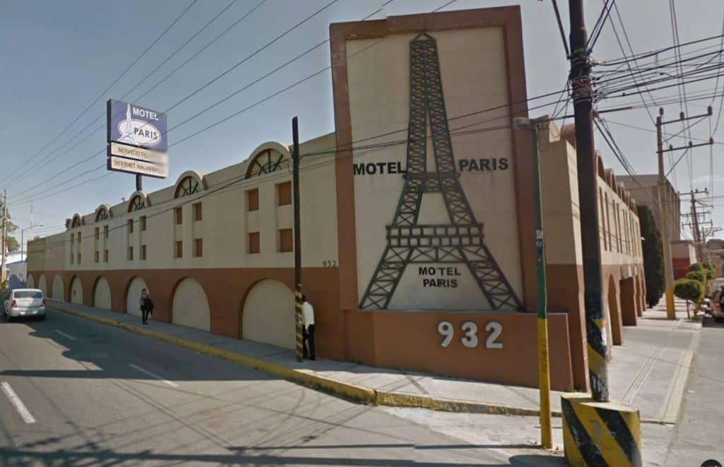 Motel Paris Puebla