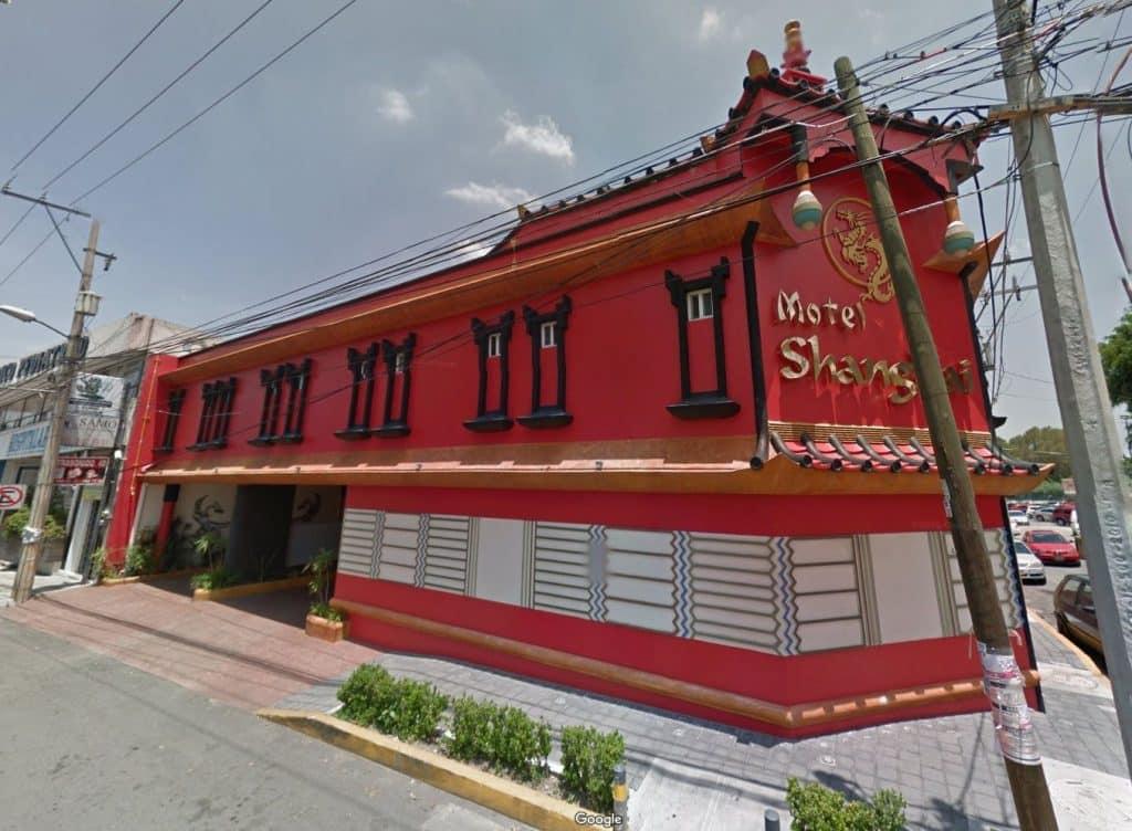 Motel Shangai Puebla