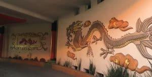Motel Shangai Puebla salida