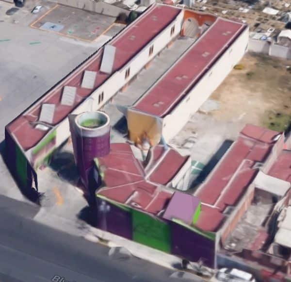 Motel San Andres Cholula Puebla