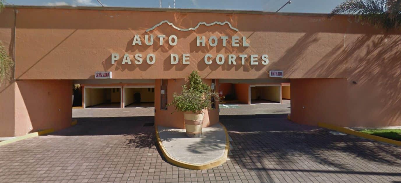 Auto hotel Paso de Cortes Cholula