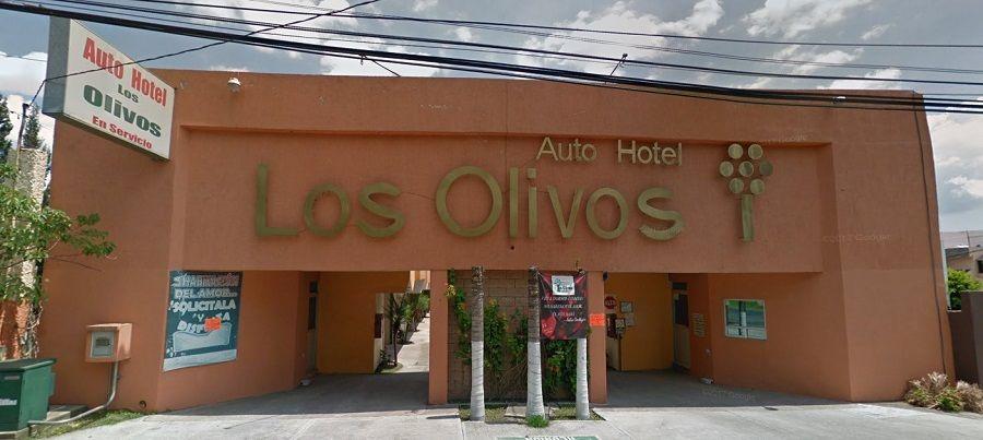 Motel los Olivos Puebla