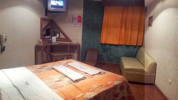 motel Bugambilias Puebla