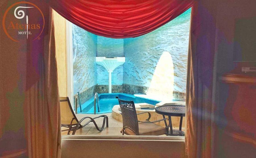 Motel Atenas Master Suite