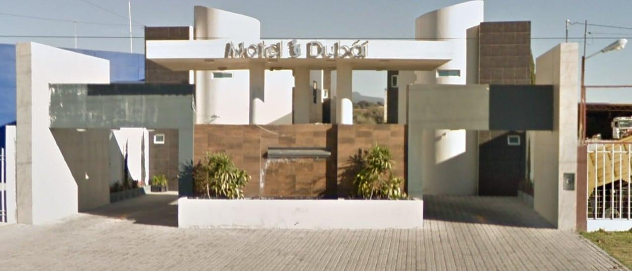 Motel Dubai Puebla