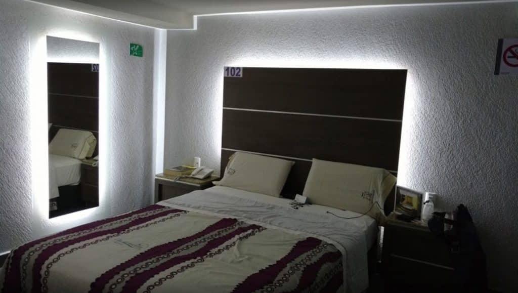 Motel Jacarandas sencilla