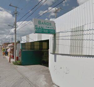 Baños Vapor Puebla - Baños San Jose