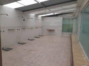 Baños Vapor Puebla-Las Palmas Regaderas Ruso mujeres