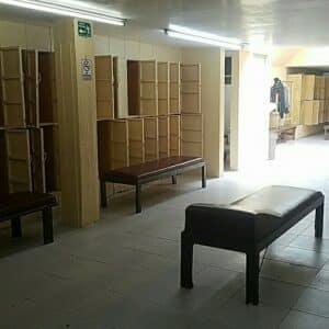 Baños Vapor Puebla -Las Palmas -Vestidor Hombres